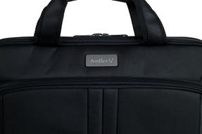 Antler 3861124120 Business Laptop Case Sleeve Bag Carrier, 28 cm, Black Thumbnail 3