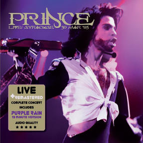Intempo Prince LP Vinyl Record
