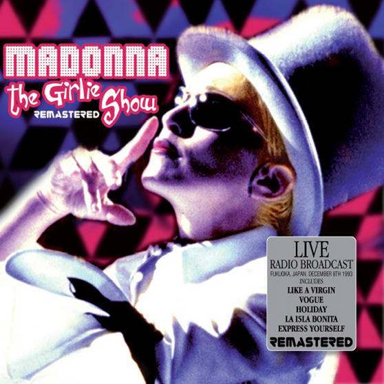 Intempo EE2275 Madonna The Girlie Show LP Vinyl Record