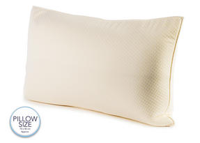 Dreamtime MFDT05910 Classic Comfort Memory Foam Pillow, Set of Two Thumbnail 2
