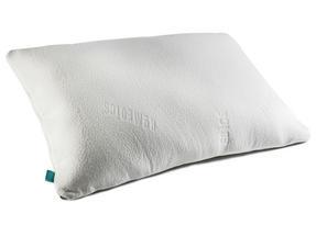 HoMedics MFHAB88435UP Antibacterial Memory Foam Pillow, White, Set of Two Thumbnail 2