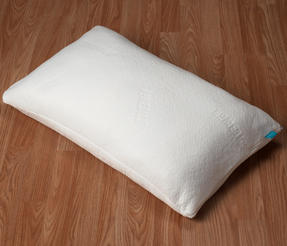 HoMedics MFHAB88435UP Antibacterial Memory Foam Pillow, White, Set of Two Thumbnail 5