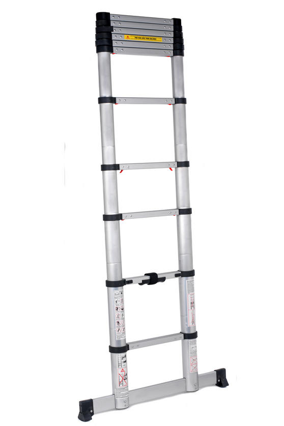 Beldray Telescopic Extension Ladder, 3.2 Metre Thumbnail 2
