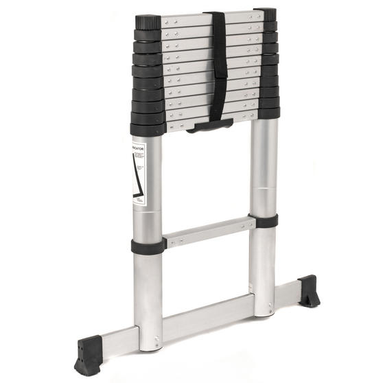 Beldray Telescopic Extension Ladder, 3.2 Metre Thumbnail 3