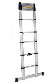 Beldray LA042071 Telescopic Extension Ladder, 3.2 Metre Thumbnail 2