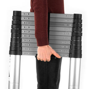 Beldray LA042071 Telescopic Extension Ladder, 3.2 Metre Thumbnail 5