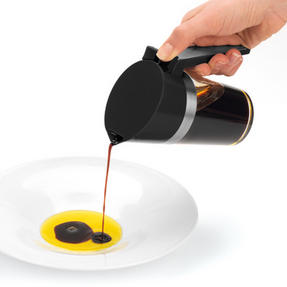 Salter Oil Infuser and Pourer, 200 ml, Black Thumbnail 2
