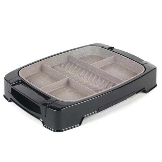 Weight Watchers EK2764WW Multi-Portion 5 in 1 Grill with Marble Effect Non-Stick Coating, 1500 W