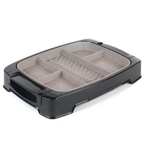 Weight Watchers EK2764WW Multi-Portion 5 in 1 Grill with Marble Effect Non-Stick Coating, 1500 W Thumbnail 1