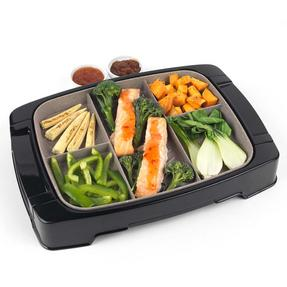 Weight Watchers EK2764WW Multi-Portion 5 in 1 Grill with Marble Effect Non-Stick Coating, 1500 W Thumbnail 3