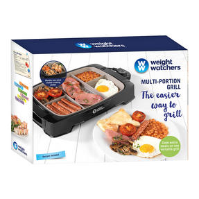 Weight Watchers EK2764WW Multi-Portion 5 in 1 Grill with Marble Effect Non-Stick Coating, 1500 W Thumbnail 5