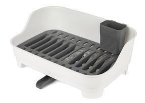 Beldray LA042835 Large Dish Drainer, Grey/White Thumbnail 4