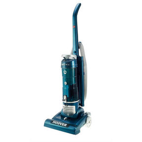 Hoover TH71VX01 Vortex Bagless Upright Vacuum Cleaner, 750 W, Blue, Energy Class A Thumbnail 1