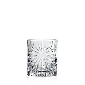 RCR 26278020006 Oasis Crystal Short Whisky Water Tumblers Glasses, 320 ml, Set of 6 Thumbnail 2