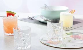 RCR 26278020006 Oasis Crystal Short Whisky Water Tumblers Glasses, 320 ml, Set of 6 Thumbnail 5