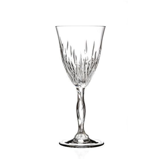 RCR 24844020006 Fire Crystal Wine Glasses, 200 ml, Set Of 6