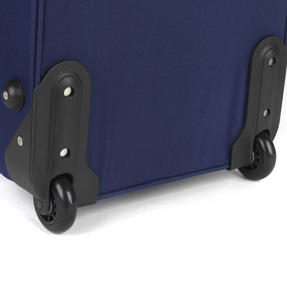 Constellation LG002653PCNAQDMIL Eva 3 Piece Suitcase Set, 18/24/28?, Navy Thumbnail 6
