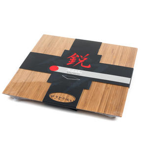 Sekitobei P500872 Large Chopping Board, Bamboo Thumbnail 3