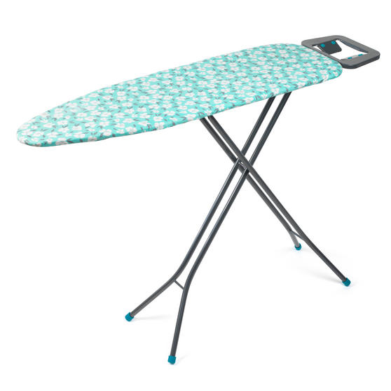 Beldray LA023995POP Ironing Board, 110 x 33 cm, Poppy Print Thumbnail 1