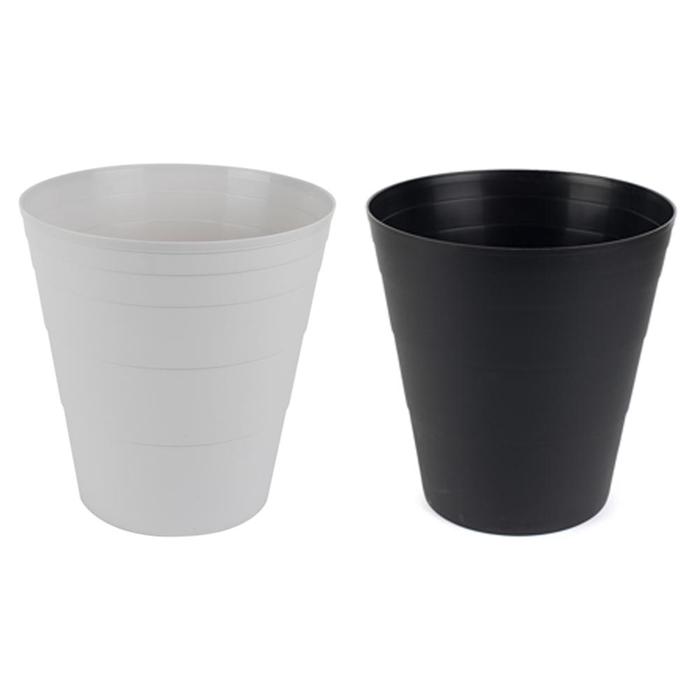 Beldray LA050953 Office Bin Waste Paper Basket, Grey