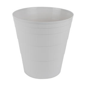 Beldray LA050953 Office Bin Waste Paper Basket, Grey Thumbnail 1