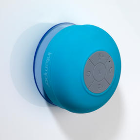 Intempo EE1303BLU Bluetooth Shower Speaker , 3 W , Blue Thumbnail 2