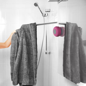 Intempo EE1303PK Bluetooth Shower Speaker , 3 W , Pink Thumbnail 3