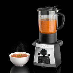 Waring WSM1U All-in-One Non-Stick Soup Maker Blender Cooker, 1.75 Litre, 1000 W Thumbnail 2
