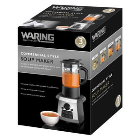 Waring WSM1U All-in-One Non-Stick Soup Maker Blender Cooker, 1.75 Litre, 1000 W Thumbnail 5