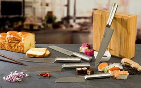 Sekitobei P500809 19.4 cm Japanese Bread Knife, Stainless Steel, 10 Year Guarantee Thumbnail 3