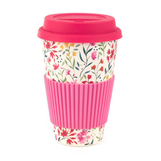 Cambridge CM05914 Cadence Bamboo Eco Travel Mug