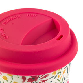 Cambridge CM05914 Cadence Bamboo Eco Travel Mug Thumbnail 4