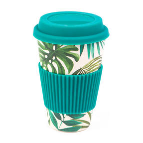 Cambridge CM05918 Polynesia Bamboo Eco Travel Mug