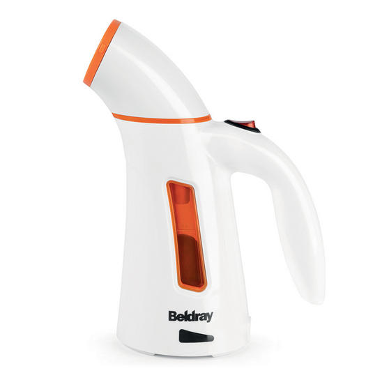 Beldray Handheld Garment Steamer, 100 ml, 600 W