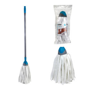 Beldray Cleaning Set with Extendable Cloth Mop and Mop Refill Thumbnail 6