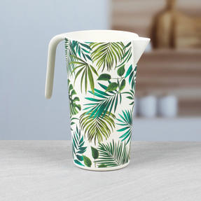 Cambridge CM05919 Polynesia Large Bamboo Water Juice Jug Thumbnail 2