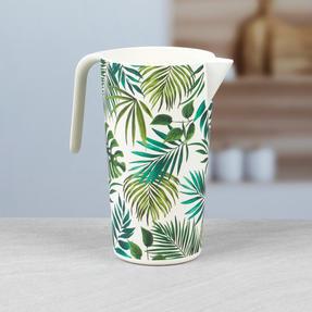 Cambridge CM05919 Polynesia Large Bamboo Water Juice Jug Thumbnail 2