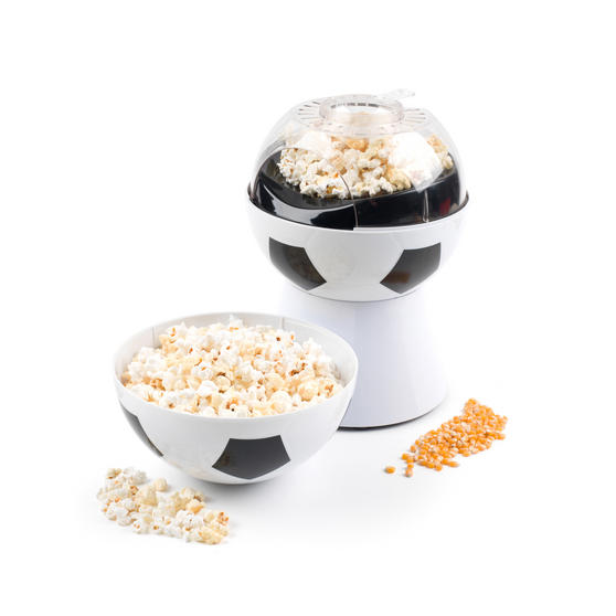 Giles and Posner  World Cup Football Popcorn Maker, 1200 W