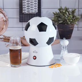 Giles and Posner EK2844 World Cup Football Popcorn Maker, 1200 W Thumbnail 9