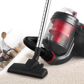 Prolectrix EF0263WK Compact Cylinder Vac Vacuum Cleaner, 2 Litre, 700 W Thumbnail 7