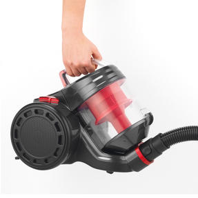 Prolectrix EF0263WK Compact Cylinder Vac Vacuum Cleaner, 2 Litre, 700 W Thumbnail 6