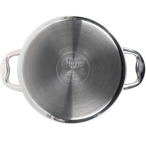 Russell Hobbs BW06575 Classic Collection Casserole Pan, 24 cm Thumbnail 3