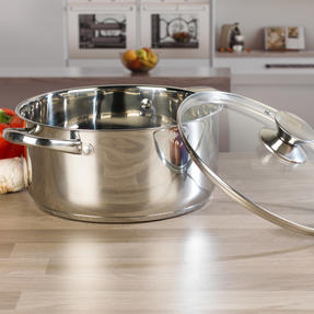 Russell Hobbs BW06575 Classic Collection Casserole Pan, 24 cm Thumbnail 4