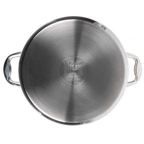 Russell Hobbs BW06576 Classic Collection Casserole Pan, 28 cm Thumbnail 2