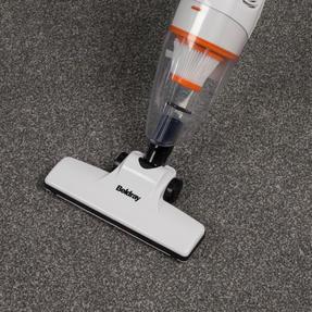 Beldray BEL0770 2 in 1 Multifunctional Vacuum Cleaner, 1 Litre, 600 W, White and Orange Thumbnail 5