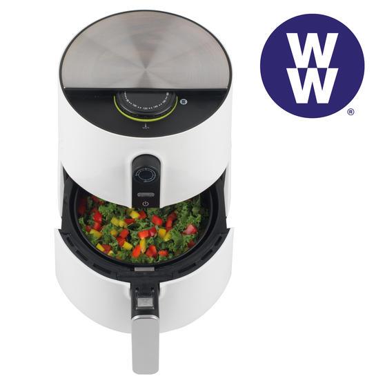 Weight Watchers EK2765WW Healthy Hot Air Fryer, 3.2 Litre, 1300 W, White