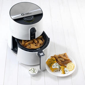 Weight Watchers EK2765WW Healthy Hot Air Fryer, 3.2 Litre, 1300 W, White Thumbnail 5