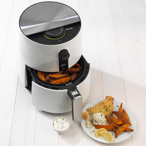 Weight Watchers EK2765WW Healthy Hot Air Fryer, 3.2 Litre, 1300 W, White Thumbnail 7