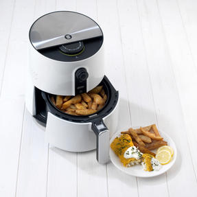 Weight Watchers EK2765WW Healthy Hot Air Fryer, 3.2 Litre, 1300 W, White Thumbnail 6