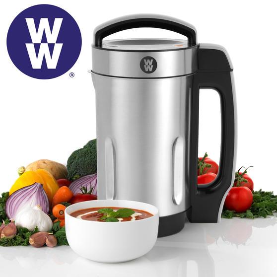 Weight Watchers EK2778WW Electric Soup Maker, 1.6 Litre, 1100 W